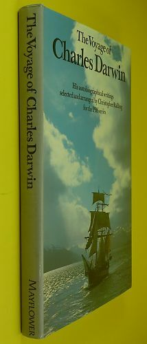 The Voyage of Charles Darwin by Charles Darwin (1980… |
