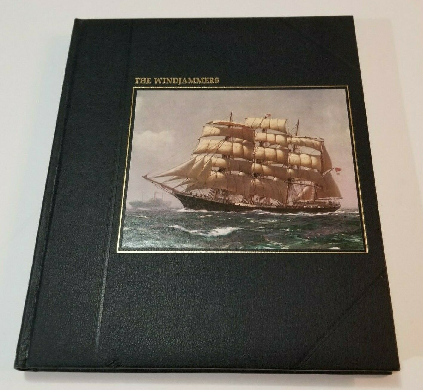 The Windjammers TIME-LIFE Books – The Seafarers Series 1979 Hardcover |