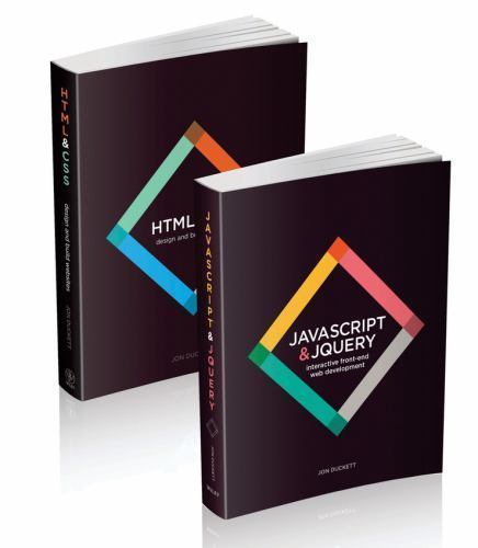 Web Design with HTML, CSS, JavaScript and jQuery Set Jon Duckett [FREE DELIVERY] |