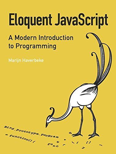 ELOQUENT JAVASCRIPT A MODERN INTRODUCTION TO PROGRAMMING By Marijn Haverbeke NEW